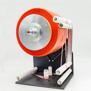 Dispensador de fita de rolo de bobina