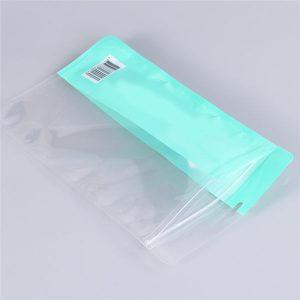 Sliders de plástico com zíper personalizados