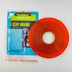 Fita de vedação de saco de plástico de impressão personalizada