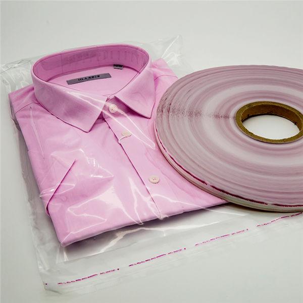 Fita de vedação para sacos de roupas