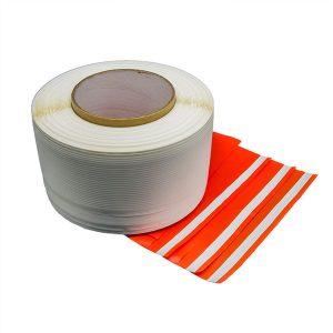 Fita permanente de vedação para sacos de bobina PEPA
