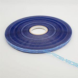 Fita de selagem de saco permanente com filme azul